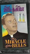 THE MIRACLE OF BELLS Frank Sinatra VHS Fred MacMurray RARE OOP HTF