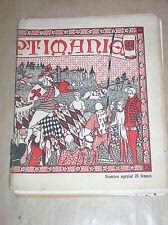 REVUE D'ART SEPTIMANIE N°55 / RARE / 1928 / NOMBREUX BOIS GRAVES