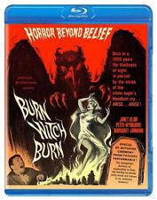 BURN WITCH BURN (JANET BLAIR) - BLU RAY - Region A - Sealed