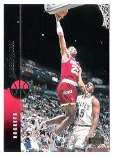 Robert Horry 1994 Upper Deck Houston Rockets insert Basketball Card no.136