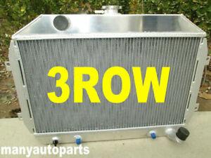 Aluminum radiator for Datsun 240Z 260Z L24 L26 1970 1971 1972 1973 1974 75