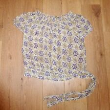 La Redoute Creation Gypsy Sheer style Blouse - size 14