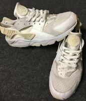 Nike Air Huarache Run White 13 Max Running Sports Sb Flight Trainer Dunk Blazer