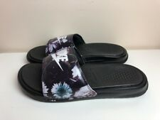 4f85a982b3fa Nike Benassi Jdi Print Ultra Premium Flip Flops Purple UK 8.5 EU 41 818737  010