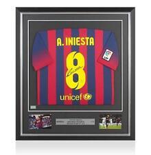 I Sport Signed European Player/Club Football Shirts