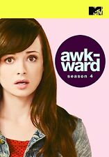MTV'S AWKWARD  - COMPLETE SEASON 4  - DVD - UK Compatible