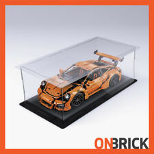 ONBRICK LEGO 42056 Porsche 911 3mm Premium Acrylic Display Case