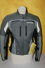 CAN AM Blouson Moto Femme Riding  Caliber Spyder Gris - Taille  XS