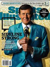 New Sports Illustrated Craig Sager Sideline Strong May 2 2016 No Label