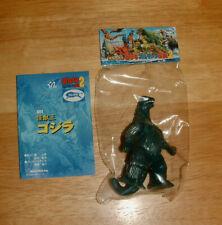 "2005 IWAKURA 3 1/2"" Tall BULLMARK ORIGINAL GODZILLA Mini Vinyl Figure Ver 2"