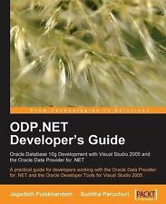ODP.NET Developer's Guide: Oracle Database 10g Development with Visual Studio 2