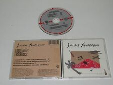 LAURIE ANDERSON/MISTER HEARTBREAK(WARNER BROS. 9 25077-2) TARGET CD ALBUM
