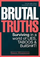 NEW: Brutal Truths By Simon Hammond (Paperback Book)