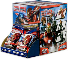 Marvel HeroClix: Captain America Civil War Movie Booster Box