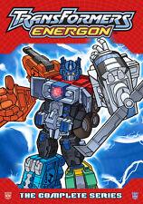 Transformers Energon: The Complete Series [6 Discs] (2014, DVD NUEVO) (REGION 1)