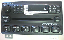 Ford / AM FM/CD MP3 (Bolt-in)