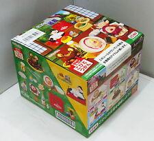 Miniatures Kobito Zukan Kakuremomojiri Live In A House Box Set  - Re-ment h#4ok