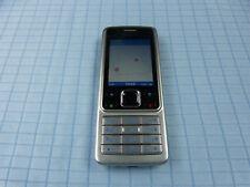 Nokia 6300 Silber! Gebraucht! Ohne Simlock! TOP! RAR! #90
