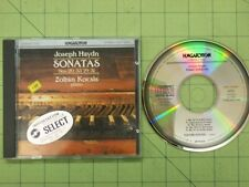 CLASSICAL CD: Haydn SONATAS 20/33/29/31 Zoltan Kocsis