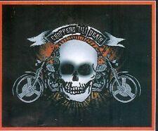 "Original choppers till death Fleece throw Blanket 50"" x 60"" Licensed skull new"