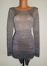 PHASE EIGHT LADIES WOMAN STUNNING PARTY EVENING SHINY TUNIC SIZE 14 UK