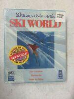 1995 Warren Millers Ski World Complete Multimedia Guide To Skiing Windows CD-ROM
