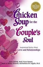 Chicken Soup for the Couple's Soul FREE SHIPPING paperback book love intimacy