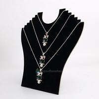 Necklace Chain Pendant Bracelet Jewelry Display Stand Holder Rack Organizer