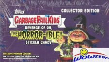 2019 Topps Garbage Pail Kids Revenge of Oh, the Horror-ible COLLECTORS Hobby Box