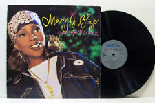 MARY J BLIGE - what's the 411 (remix) LP NOTORIOUS BIG jodeci 90s RAP/RnB badboy