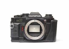Olympus OM-40 Program Body Gehäuse mit Bereitschaftstasche Nr.548