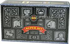 Satya Nag Champa Superhit Insense Stick Dhoop Joss Incense Super Hit 15g 12