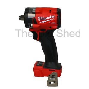 """Milwaukee FUEL M18 18V CORDLESS M18FIW2F12-0 1/2"""" Compact Impact Wrench"""