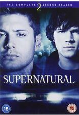Supernatural Series 2 Complete Second Season 2.....
