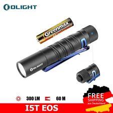 Olight I5T EOS Taschenlampe 300Lumen/60M  weiße Heckschalter EDC-Taschenlampe DE