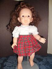 """14"""" Uneeda Doll Expression Face Girl Euc 110"""