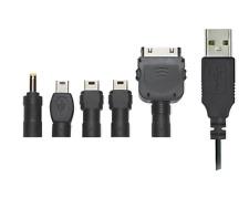 Conectores /Clavijas Universales USB Trust 16571 PSP, DS LITE, IPOD, IPHONE ETC