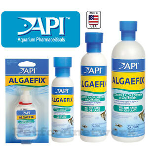 API Algaefix Algae Control Aquarium Solution Asst Size     Free Shipping