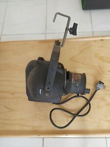 AUTHENTIC STRAND VINTAGE THEATRE SPOT LIGHT WORKING