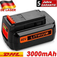 Für Black+Decker Li-Ion Ersatzakku 36V 3,0Ah BL20362 40V LBX2040 LBXR36 LHT2436