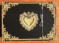 Dolce Gabbana Devotion Gift Box With Sacred Heart 5.5x11.5x16.5