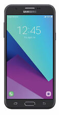 Samsung Galaxy J7 Perx SM-J727 16 GB Black (Virgin Mobile) Smartphone