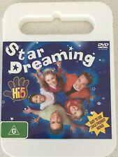 Hi 5 Star Dreaming Rare DVD Region 4 PAL