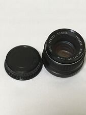 """AS IS"" SMC Pentax 55mm 1.8 MF fStandard Lens For K Mount From Japan 13"