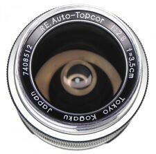 Topcon RE.Auto 3.5cm f2.8 Topcor  #7408512