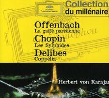 Berlin Philharmonic - Offenbach: La Gaite Parisienne / Chopin: Sylphides [New CD
