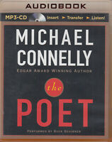 Michael Connelly The Poet MP3 CD Audio Book Unabridged Jack McEvoy Crime
