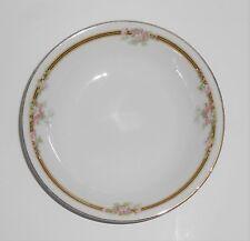 Tirschenreuth Porcelain China Kingston Fruit Bowl w/Gold