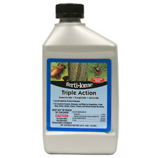 Triple Action Insecticide Fungicide Miticide Fruits Herbs Vegetables Flowers 1Pt
