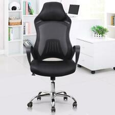 High Back Race Car Style Bucket Seat Office Desk Chair Gaming Computer Chair US